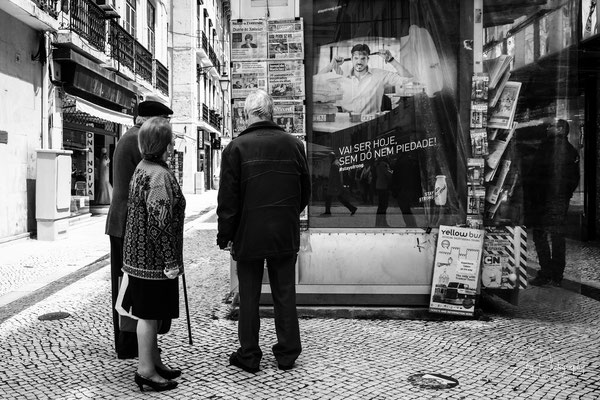 Portugal / Lissabon, Street, 2016, © Silly Photography