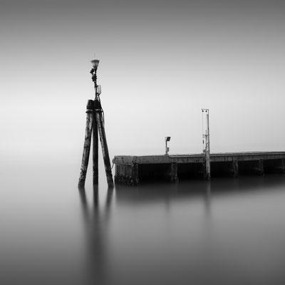 Venedig / Venezia, Fundamente Nove, Sirene, Italien, Langzeitbelichtung, 2017, © Silly Photography