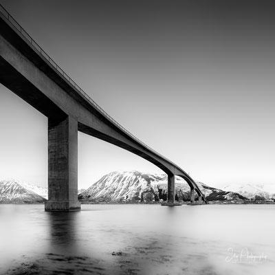 Lofoten / Gimsøy, Langzeitbelichtung, 2019, © Silly Photography