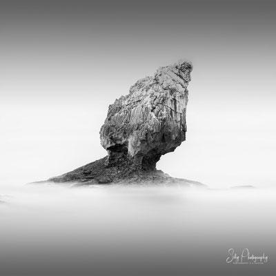 Nordspanien / Asturien / Playa del Buelna, Langzeitbelichtung, 2018, © Silly Photography