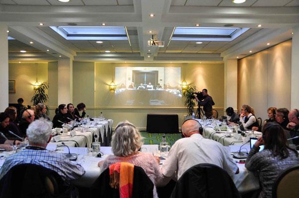Treffen in Brüssel um Verbündete im Kampf gegen IPF