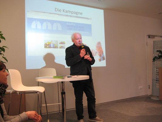 Günther Wanke, Lungenfibrose Forum Austria