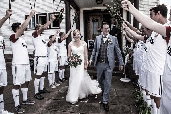Hochzeitstotograf Hochzeit Vintage Besenfeld Fotograf