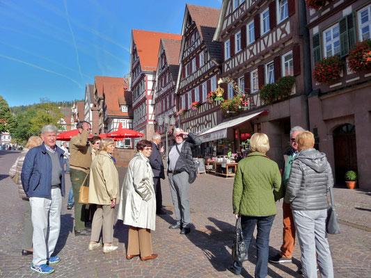 Marktplatz in Calw