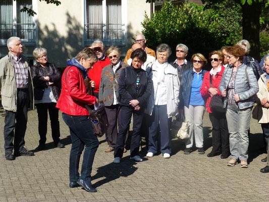 Führung durch Breisach mit Inge Gumpert (2)