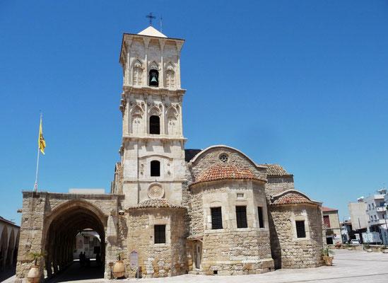 Kirche Agios Lazaros in Larnaca