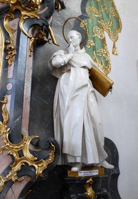 Hlg. Jakobus  in der St. Martinskirche in Meßkirch