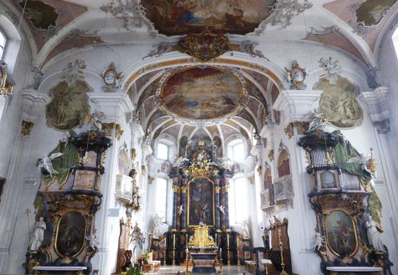 Meßkirch St.  Martin