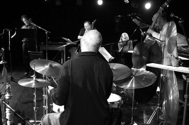 Robert Dick, Klaus Kugel, Detlef Landeck, Ursel Schlicht, Christian Ramond (foto©Ele Nielsen)