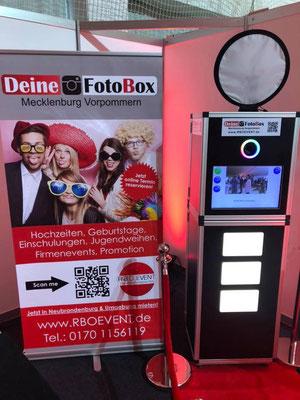 Deine Fotobox Mecklenburg Vorpommern bei R.B.O. Event