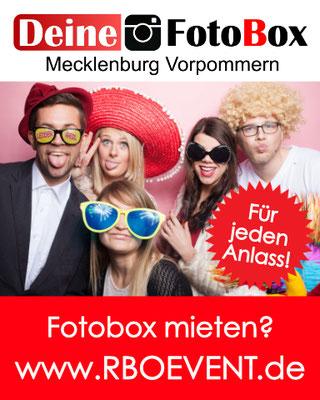 Werbung Fotobox