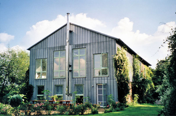 Atelierhaus Uelvesbüll, Foto Max Höppner