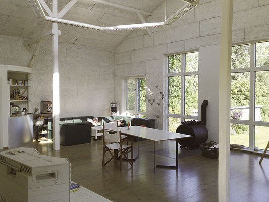 Atelier, Foto Max Höppner