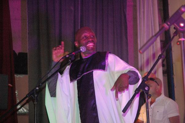 José Toucet en concert
