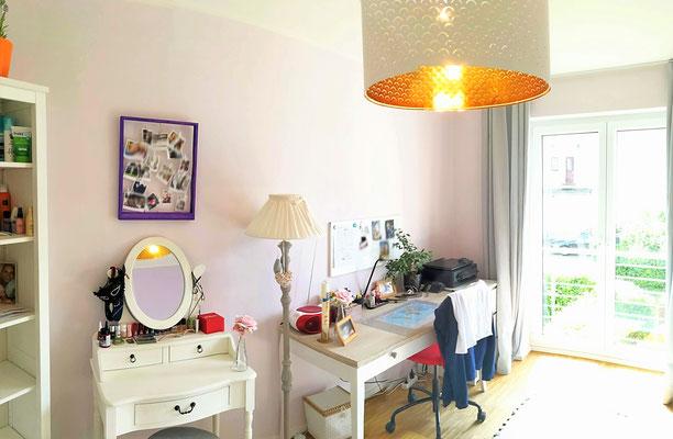 Jugendzimmer Mädchen, Rolf Kullmann Innenarchitekt, Atelier Feynsinn Köln
