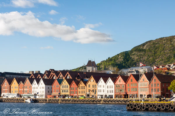 Hanseviertel Bryggen - Bergen 2014