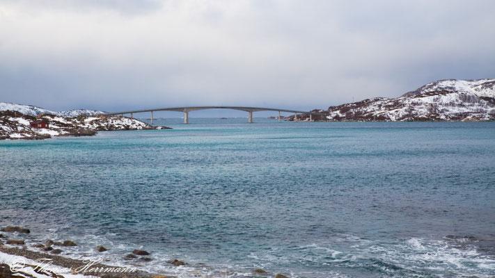 Sommaroy-Bridge - Nordnorwegen 2015