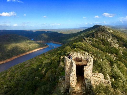Extremadura NP Monfrague Spanien