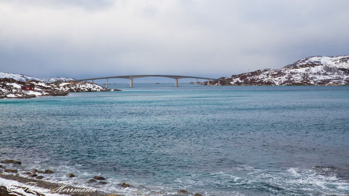 Sommaroy Bridge - Nordnorwegen 2015