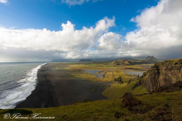 Nähe Kap Dyrhólaey - Island 2013