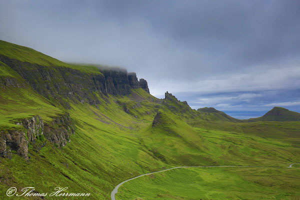 Quiraing - Isle of Skyle