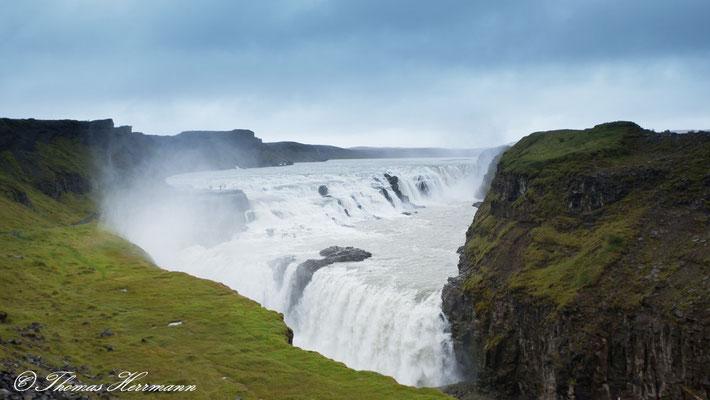 Gullfoss - Island 2013
