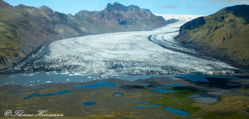 Vatnajökull-Gletscher - Island 2013
