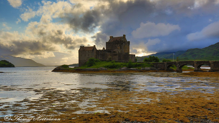 Eilean Donan Castle - Das Highlander Schloss