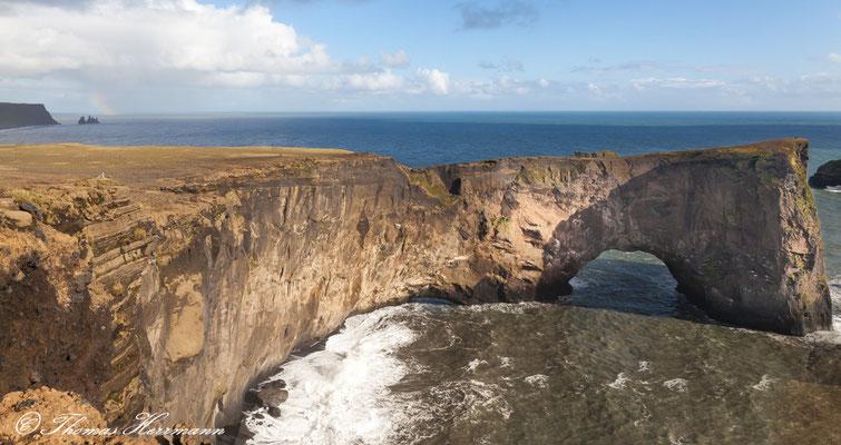 Kap Dyrhólaey - Türlochinsel - Island 2013