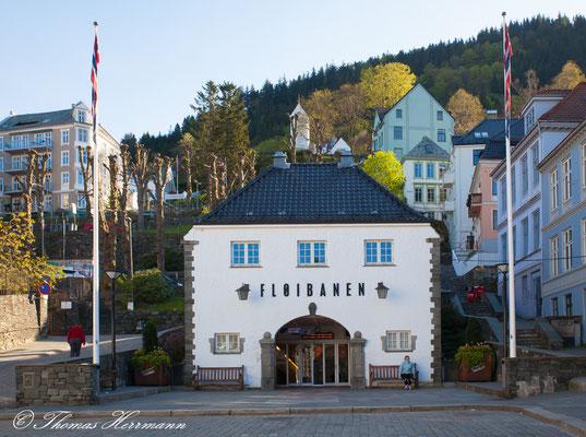 Floibanen Bergen 2014