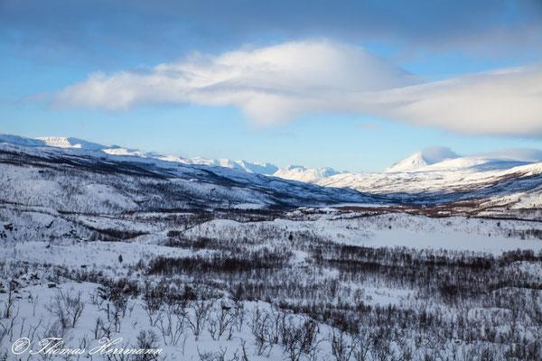 Finnisch Lappland - Kilpisjärvi 2015