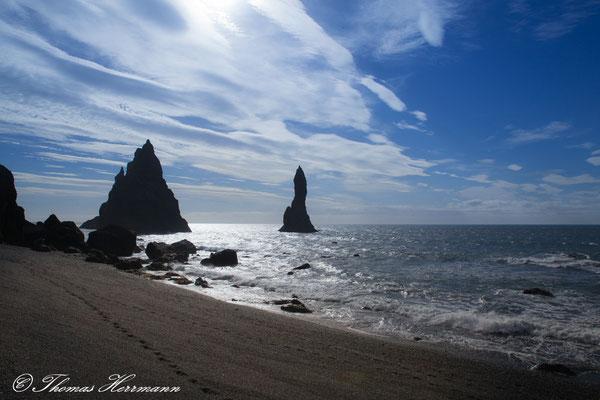 Reynisdrangarfelsen - Island 2013