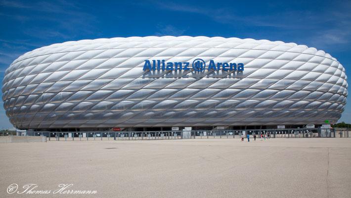 Allianz-Arena - München 2014