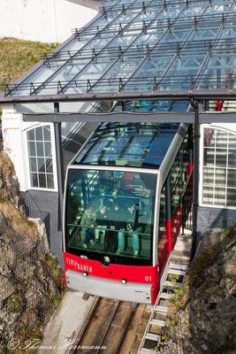 Floibanen - Bergen 2014
