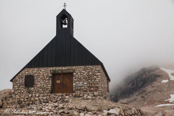 """Kirche """"Maria Heimsuchung"""" Zugspitze 2014"""