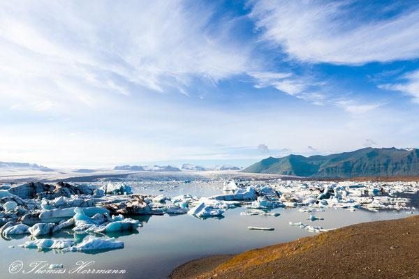 Fjallsárlón Glacier Lagoon - Island 2013