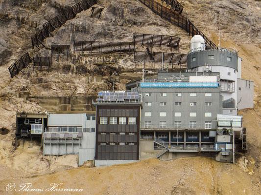 Umweltforschungsstation - Zugspitze 2014