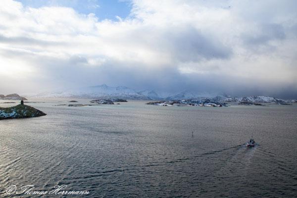 Küsten Nähe Sommaroy - Nordnorwegen 2015