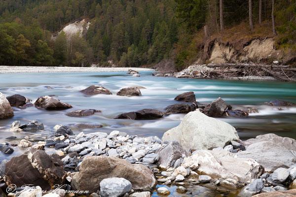 Wanderung Richtung Rheinschlucht - Schweiz 2014