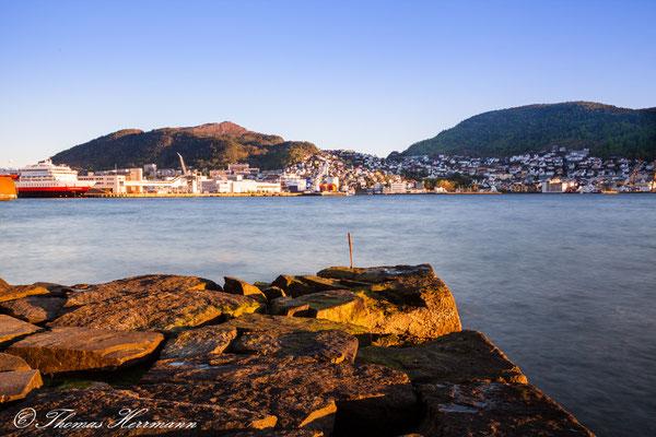 Bergen Hafen 2014
