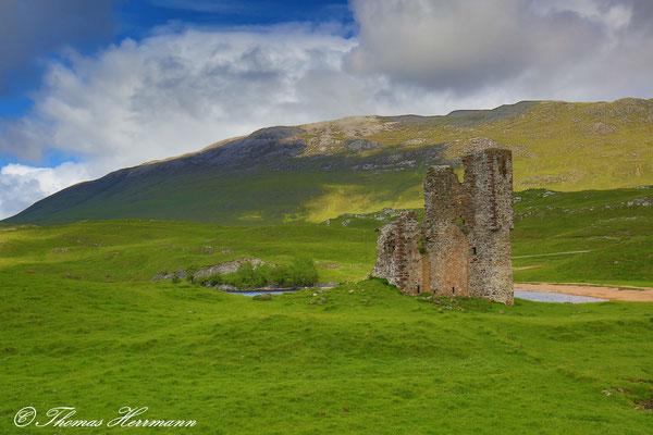 Ardvreck Castle - Schottland 2015