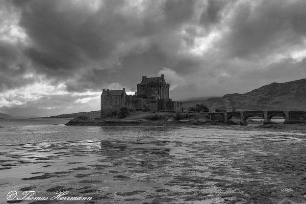 Eilean Donan Castle in Dunevegan - Schottland 2015