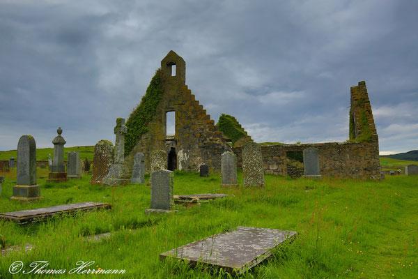 Balnakeil Friedhof - Schottland 2015