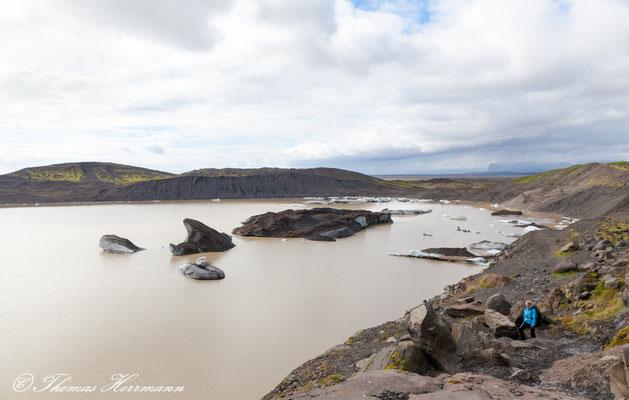 Skaftafellsjökull im Skaftafell N.P. - Island 2013