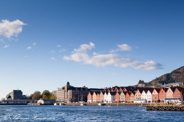Bergen - Bryggen 2014