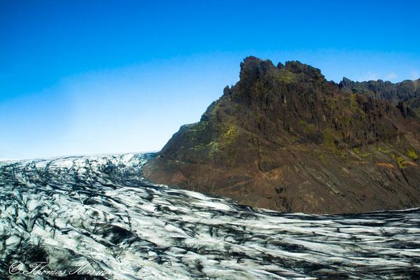 Vatnajökul-Ausläufer - Island 2013