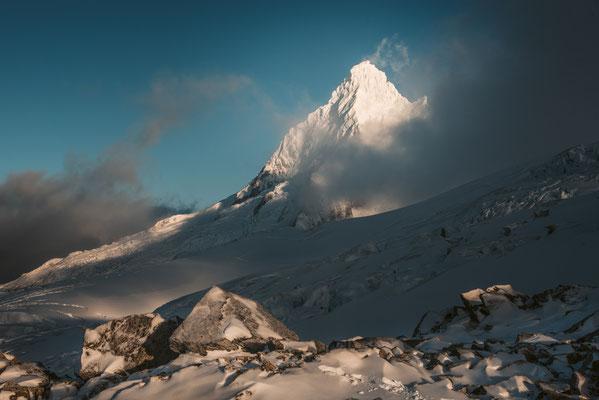Der geheimnisvolle Monte Sarmiento © Ralf Gantzhorn