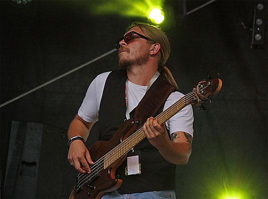 Rob Tognoni Band Streetlive Leverkusen
