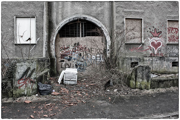 Lost Places in Gladbeck