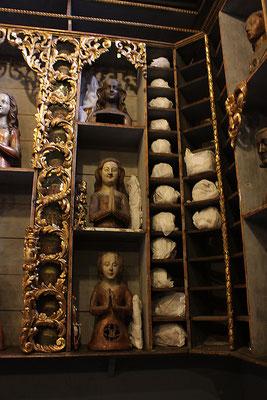 Gebeinekammer in Köln